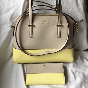 kate spade cedar street maise and stacey wallet